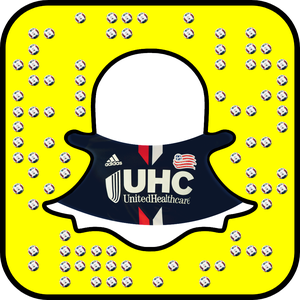 New England Revolution snapchat