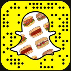 Subway Snapchat username